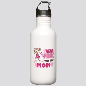 Wear Pink 4 Mom Stainless Water Bottle 1.0L