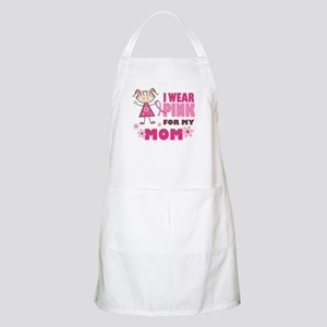 Wear Pink 4 Mom Apron