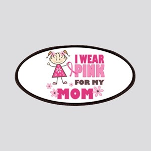 Wear Pink 4 Mom Patches