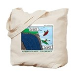 Kayaking Adventure Tote Bag