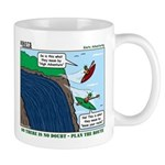 Kayaking Adventure Mug