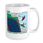 Kayaking Adventure Large Mug