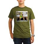 KNOTS Star Organic Men's T-Shirt (dark)