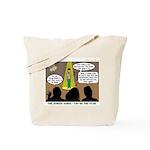 KNOTS Star Tote Bag