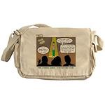 KNOTS Star Messenger Bag