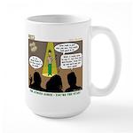 KNOTS Star Large Mug
