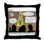KNOTS Star Throw Pillow