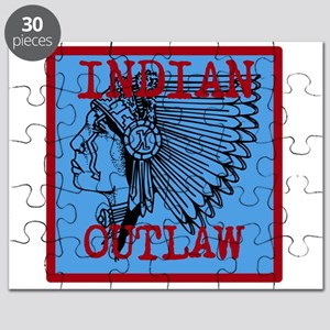 indian outlaw Puzzle