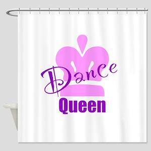 Dance Queen Shower Curtain