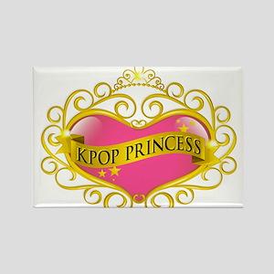 KPOP PRINCESS Rectangle Magnet (100 pack)