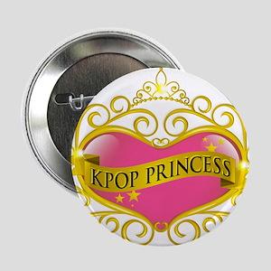 "KPOP PRINCESS 2.25"" Button (10 pack)"