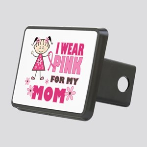 Wear Pink 4 Mom Rectangular Hitch Cover