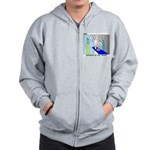 Ordering of the Arrow Zip Hoodie
