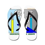 Ordering of the Arrow Flip Flops
