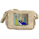 Ordering of the Arrow Messenger Bag