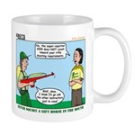 Rifle Shooting Mug
