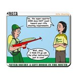 Rifle Shooting Mousepad