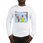 Model Building Long Sleeve T-Shirt