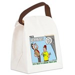 Model Building Canvas Lunch Bag