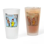Model Building Drinking Glass
