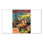Les Rois De L'Ocean (189 Sticker (Rectangle 50 pk)