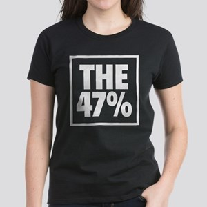 The 47 Percent Women's Dark T-Shirt