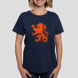 Dutch Lion Women's Dark T-Shirt
