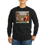 Metal Working Long Sleeve Dark T-Shirt