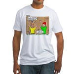 Climbing Fitted T-Shirt
