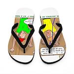 Climbing Flip Flops