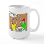 Climbing Large Mug