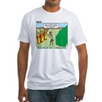 Bugling Fitted T-Shirt