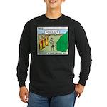 Bugling Long Sleeve Dark T-Shirt