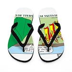 Bugling Flip Flops