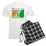 Bugling Men's Light Pajamas