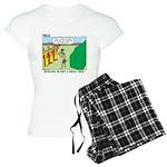 Bugling Women's Light Pajamas