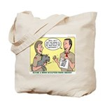 Moon Rover Tote Bag