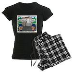 Moving Up Women's Dark Pajamas