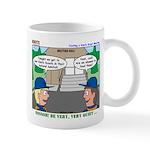 Moving Up Mug