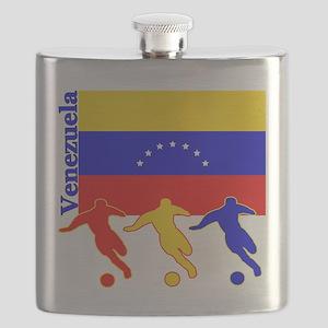 Soccer Venezuela Flask
