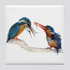 Malachite Kingfishers - It Still Counts Tile Coast