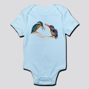 Malachite Kingfishers - It Still Counts Infant Bod
