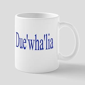 Duewhalia Mug