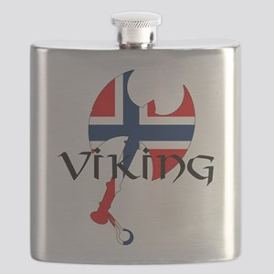 Norway Viking Flask