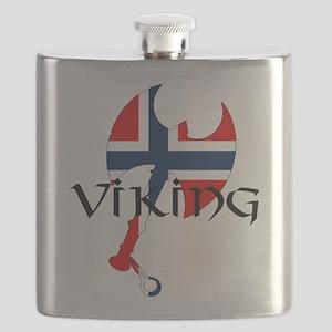 Norway Viking Flask