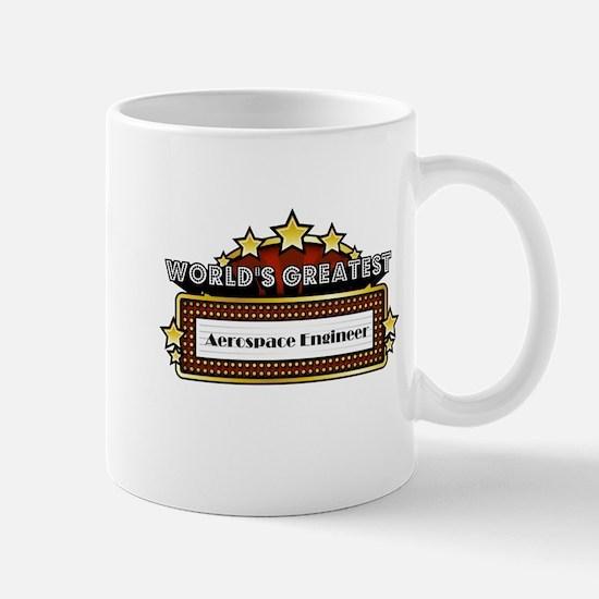 World's Greatest Aerospace Engineer Mug