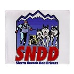 snddlogo98big Throw Blanket