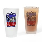 snddlogo98big Drinking Glass