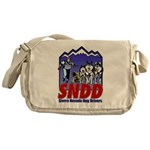 snddlogo98big Messenger Bag