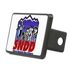 snddlogo98big Rectangular Hitch Cover